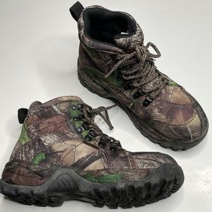 RedHead Cougar II Waterproof Hunting Boots Camo